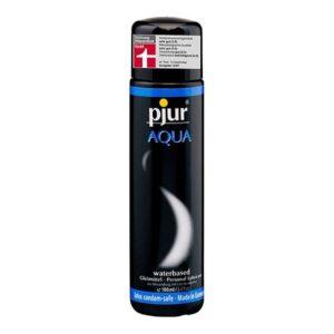 Lubrificante à base de Água Pjur 71810 (100 ml)