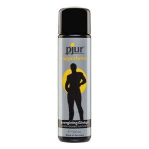 Lubrificante à base de Água Pjur (100 ml)