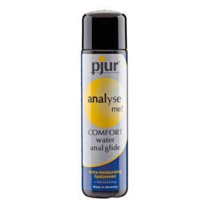 Lubrificante de Água Comforto Analyse Me 100 ml Pjur 11740 (100 ml)