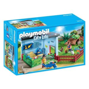 Playset  City Live Small Pets Room Playmobil 9277