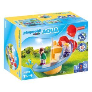 Playset 1,2,3 Water Slide Playmobil 70270 (6 pcs)