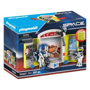 Playset Space Mission to Mars Chest Playmobil 70307 (60 pcs)
