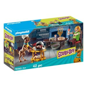 Playset Scooby-Doo! Shaggy Playmobil 70363 (42 pcs)