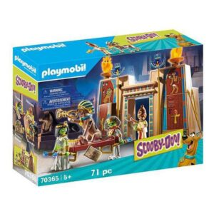 Playset Scooby Doo! Adventure in Egypt Playmobil 70365 (71 pcs)