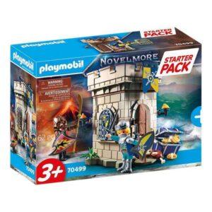 Playset Novelmore Playmobil 70499 (62 pcs)