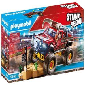 Monster Truck Horned Playmobil 70549 (57 pcs)