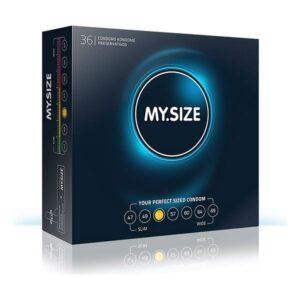 Preservativos MY.SIZE 17,8 cm