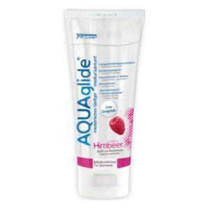 Lubrificante Aquaglide Framboesa (100 ml) Joydivision 6174580000 (100 ml)