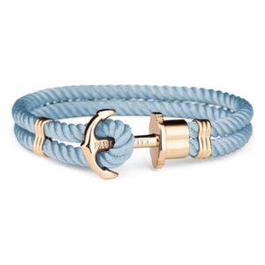 Bracelete feminino Paul Hewitt PH-PH-N-G-NI-XXXL (20-21 cm)