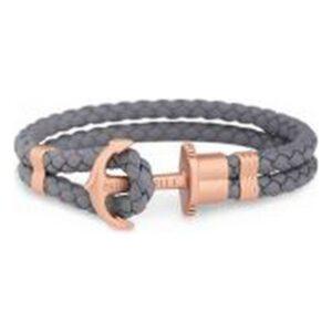 Bracelete feminino Paul Hewitt PH-PH-L-RT-SG-XS (14-15 cm)