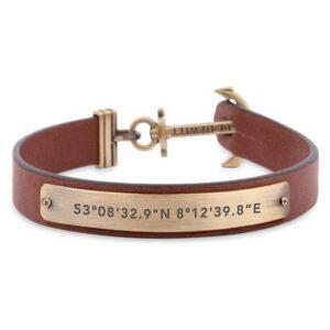 Bracelete Paul Hewitt PH-MSC-M-BR 19,5 cm