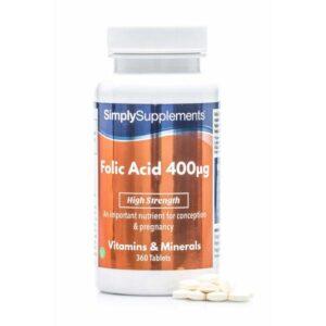 360 Comprimidos SimplySupplements (Refurbished A+)