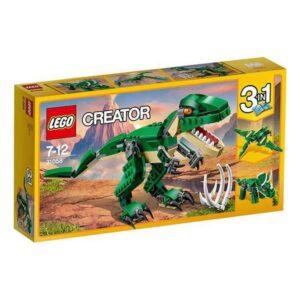 Playset Creator Mighty Dinosaurs Lego 31058