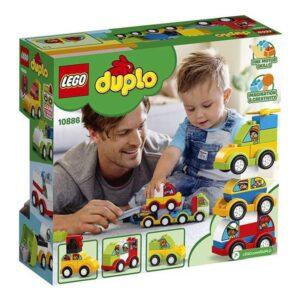 Playset My First Car Creations Lego 10886 (34 pcs)