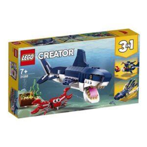 Playset Creator Deep Sea Lego 31088