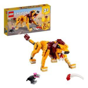 Playset Lego Creator Leão