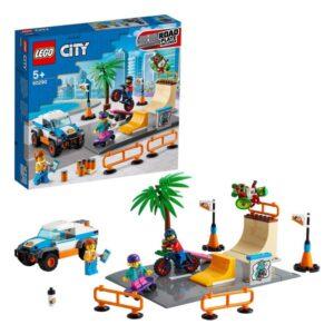 Playset City Skate rink Lego 60290