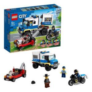 Playset Lego City Police