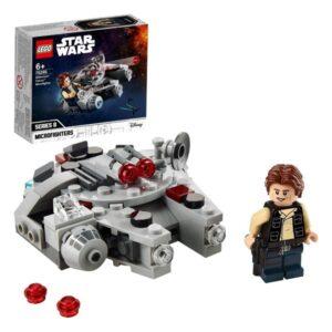 Playset Star Wars Microfighter Millenium Falcon Lego 75295 (101 pcs)