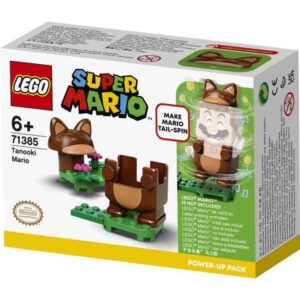 Playset Tanooki Mario Power-up Lego 71385
