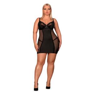Vestido Obsessive Amallie Chemise & Thong L/XL