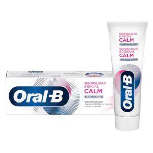 Pasta de Dentes Branqueadora Oral-B Sensibilidad & Calm (75 ml)