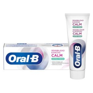 Pasta de Dentes Frescura Oral-B Sensibilidad & Calm (75 ml)