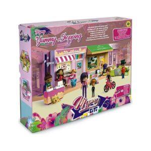 Playset Mymy City Yummy Shopping Famosa