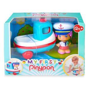 Playset de Veículos My First Pinypon Famosa