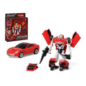 Carro robot Warrior 111812