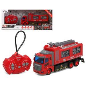 Camião de Bombeiros City Fire Rádio controlo 111927