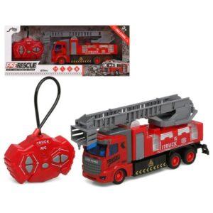 Camião de Bombeiros Fire Rescue Rádio controlo 112054