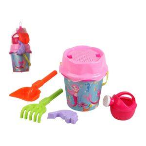 Conjunto de brinquedos de praia Little Mermaid (6 pcs)