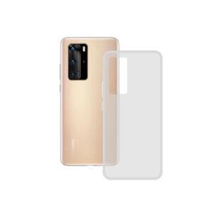 Capa para Telemóvel Contact Huawei P40 Pro 5G TPU Transparente