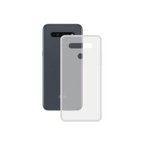 Capa para Telemóvel LG K41S Contact TPU Transparente