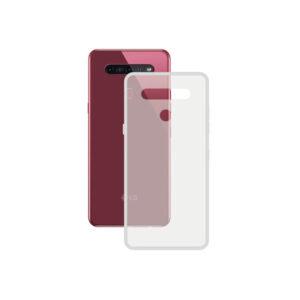 Capa para Telemóvel LG K51S Contact TPU Transparente