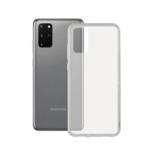 Capa para Telemóvel Samsung Galaxy S20+ Contact TPU Transparente