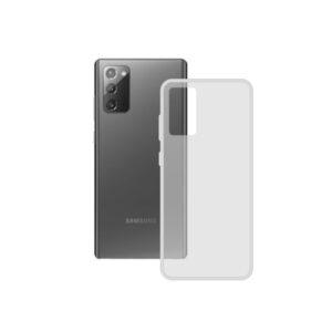 Capa para Telemóvel Samsung Galaxy Note 20 5G Contact TPU Transparente