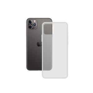 Capa para Telemóvel Iphone 11 Pro Max Contact TPU Transparente