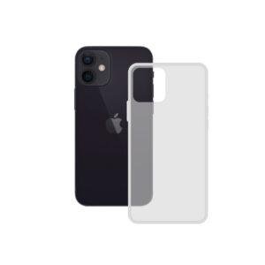Capa para Telemóvel Iphone 12 Mini Contact TPU Transparente