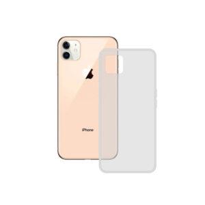 Capa para Telemóvel Iphone 12 Pro Max Contact TPU Transparente