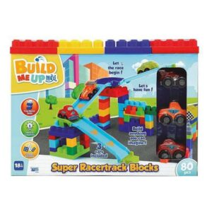 Jogo de Construção com Blocos Super Racertruck Blocs