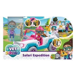 Playset Safari Expedition 4x4 Goliath