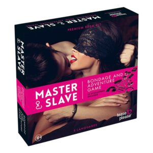Conjunto Erótico Bondage Tease &  Please E27959