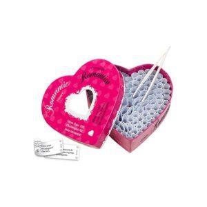 Jogo Erótico Tease & Please Romantic Heart
