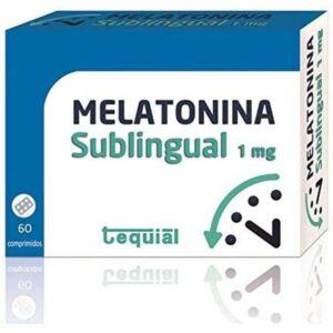 60 Comprimidos Melatonina Tequial (Refurbished A+)
