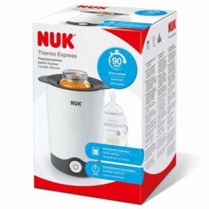 Aquecedor de biberão Nuk Thermo Express (Refurbished A+)