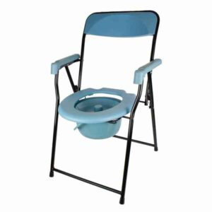 Cadeira Mobiclinic Retrete Dobrável (Refurbished B)