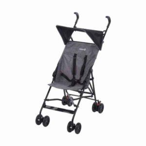 Carro de Passeio para Bebé Safety 1st Peps 0-15 kg Dobrável/Compacto Preto (Refurbished B)