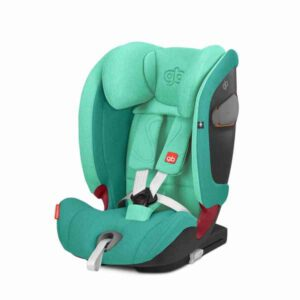 Cadeira para Automóvel GB Gold Everna-Fix 0-36 kg Turquesa (Refurbished A+)